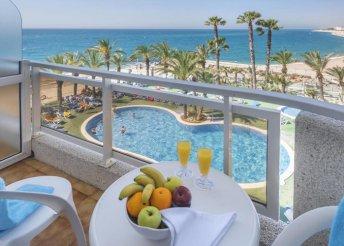 8 napos nyaralás 2 főre Costa Braván, repülőjeggyel és illetékkel, félpanzióval, a Caprici*** Hotelben