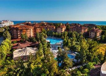8 nap a török riviérán, Sidében, repülőjeggyel, all inclusive ellátással, a Stone Palace Resortban*****