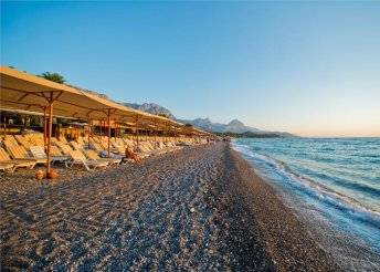 8 napos nyaralás Kemerben, repülőjeggyel, all inclusive ellátással, az Armas Gül Beach**** hotelben