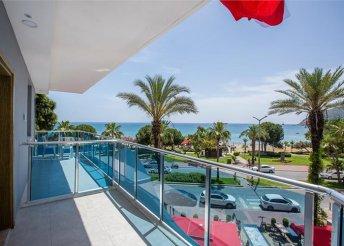 8 napos nyaralás Alanyában, repülőjeggyel, all inclusive ellátással, az Arsi Enfi City Beach Hotelben****