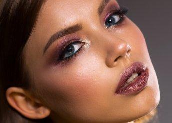Nappali smink készítése a Beauty Deluxe Cosmetics Rózsadomb szalonban