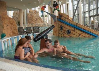 6 nap 2 személyre Gyulán, a Corvin Hotel*** vendégeként, félpanzióval, 4 napra szóló Várfürdő-belépővel