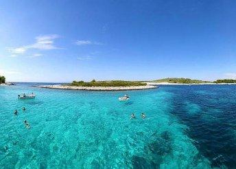 5 napos vakáció Hvar-szigeten, az Adrián, busszal, reggelivel, idegenvezetéssel, kompköltséggel