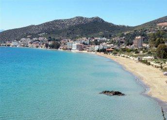 12-15 nap 2 főre Görögországban, a Peloponnészoszi-félszigeten, Tolóban, busszal, önellátással