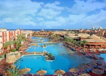 8 napos nyaralás Egyiptomban, Hurghadán, all inclusive, repülővel, transzfer, Pickalbatros Aqua Vista Resort
