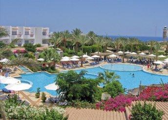 8 napos nyaralás Sharm El Sheikh-en all inclusive ellátással, repülővel, transzferrel, 4*-os hotelben