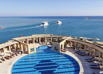 8 napos nyaralás Egyiptomban, Hurghadán, all inclusive ellátással, repülővel, transzferrel,TTC Ocean View****