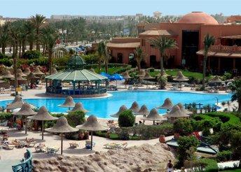 8 napos nyaralás Sharm El Sheikh-en all inclusive ellátással, repülővel, transzferrel, a Parrotel Aqua Parkban