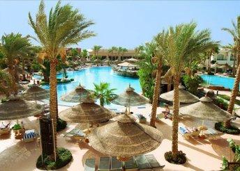 8 napos nyaralás Sharm El Sheikh-en all inclusive ellátással, repülővel, transzferrel, a Sierra**** hotelben