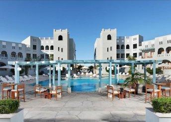 8 napos nyaralás Egyiptomban, Hurghadán, reggelivel, repülővel, transzferrel, a Fanadir**** hotelben