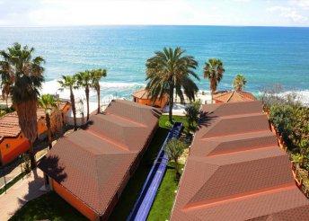 8 napos nyaralás Alanyában, repülőjeggyel, all inclusive ellátással, a Club Star Beach**** hotelben