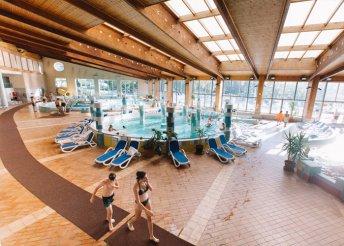 3 napos nyaralás 2 személyre Gyopárosfürdőn, az Alföld Gyöngye Hotelben, félpanzióval, fürdőbelépővel