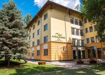 3 napos júniusi nyaralás 2 személyre Gyopárosfürdőn, az Alföld Gyöngye Hotelben, reggelivel, fürdőbelépővel