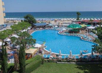 8 napos nyaralás Naposparton, repülőjeggyel, reggelivel, a Slavyanski hotelben