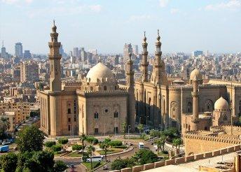 Nyaralás 1 főre Hurghadán kairói és luxori kalandokkal, repülőjeggyel, transzferekkel