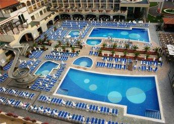 8 nap Naposparton, repülővel, all inclusive ellátással, transzferrel, az Iberostar Sunny Beachben****
