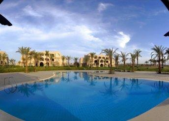 8 napos nyaralás Hurghadán, all inclusive ellátással, repülővel, a Jaz Makadi Saraya Palms**** hotelben