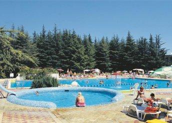 8 nap Naposparton, repülővel, reggelivel, transzferrel, a Park Continental Hotel Sunny Beach*** hotelben