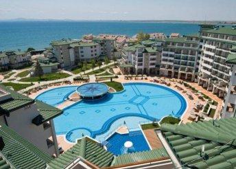 8 napos nyaralás Bulgáriában repülővel, reggelivel, transzferrel, az Emerald Beach Resort & Spában*****