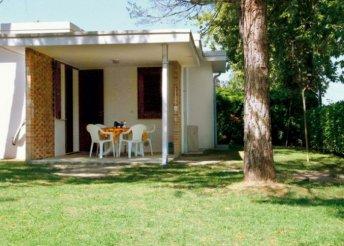 Kikapcsolódás az olasz Adrián, Bibionéban, önellátással, a Ville Pineda apartmanjaiban