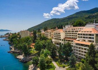 8 napos nyaralás félpanzióval az Adriai-tenger partján, az Excelsior Hotelben****