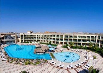 Last minute 8 napos nyaralás Egyiptomban, Hurghadán, repülővel, all inclusive ellátással, 5*-os hotelben