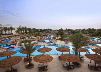 8 napos nyaralás Hurghadán repülővel, all inclusive ellátással, a Long Beach**** Hotelben