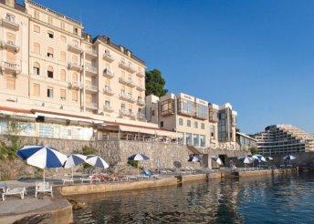 8 napos nyaralás az Adriai-tengernél, Opatiján, félpanzióval, a Smart Selection Hotel Istrában***