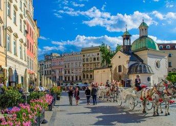 4 napos kirándulás Lengyelországban reggelivel, buszos utazással, idegenvezetéssel