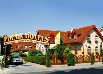 8 napos családi nyaralás főszezonban is a Balatonon, a siófoki Piknik Wellness Hotel és Apartmanokban