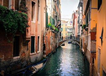 1 napos buszos utazás Velencébe, a lagúnák városába, idegenvezetéssel