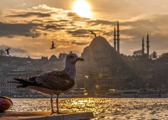 Isztambuli városnézés buszos utazással, 5 reggelivel és 3 vacsorával, idegenvezetéssel