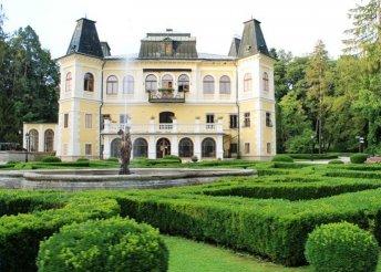 1 napos buszos utazás idegenvezetéssel a betléri Andrássy-kastélyhoz és a Gombaszögi-barlanghoz