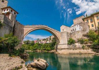 6 napos körutazás Boszniában, Montenegróban és Szerbiában, félpanzióval, buszos utazással, idegenvezetéssel