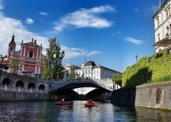 2 napos kirándulás Szlovéniába buszos utazással, reggelivel, idegenvezetéssel