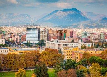 7 napos körutazás Albániában, busszal, 6 reggelivel, 4 vacsorával, idegenvezetéssel