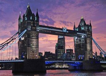 8 napos európai körutazás, városnézés Londonban, Párizsban és Brüsszelben