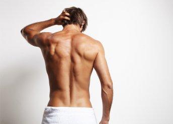 Gyantázás férfiaknak hát, mellkas vagy kar területére az Avatar Holisztikus Gyógyászat szalonban