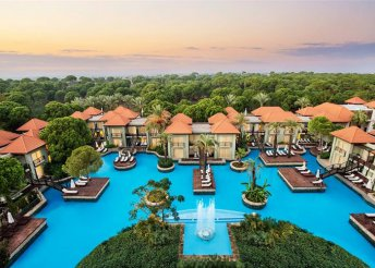 8 napos nyaralás Antalyában, repülőjeggyel, ultra all inclusive ellátással, az IC Hotels Residence-ben*****