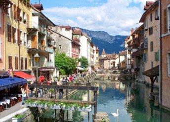 Franciaországi körutazás Provence-ben, 5 éjszaka szállás kétágyas szobában reggelivel, buszos utazással