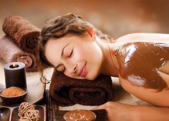 30 perces csokoládés masszázs