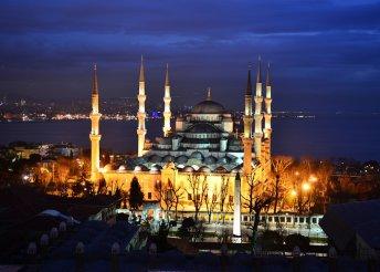 Törökországi buszos körutazás 7 éjszaka 4*-os török szállással, félpanzióval