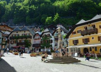 4 napos kirándulás Ausztriában és Németországban, a Salzkammergut hegyei-völgyei között, reggelivel és busszal