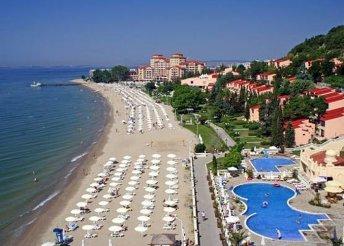 Last minute nyaralás a bulgáriai Napospartnál, Elenite-ben, all inclusive ellátással, az Elenite villákban***