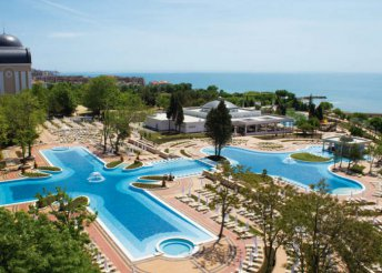 Last minute nyaralás Naposparton all inclusive ellátással, a RIU Helios Paradise**** hotelben