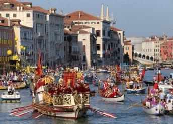 3 napos hétvégék Velencében, buszos utazás 3*-os szállással és reggelivel