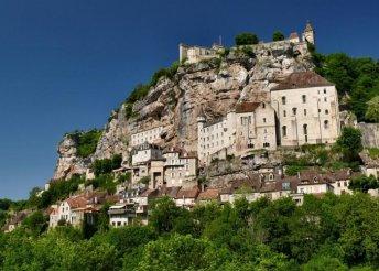 Körutazás Franciaországban, Dordogne vidékén, 6 éjszaka szállás reggelivel, buszos utazással