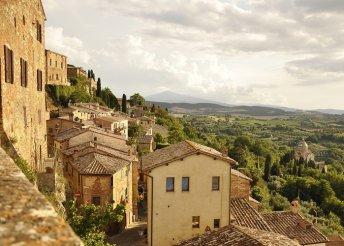 4 napos kirándulás Olaszországban, Toszkánában, buszos utazással, reggelivel, 3*-os szállással