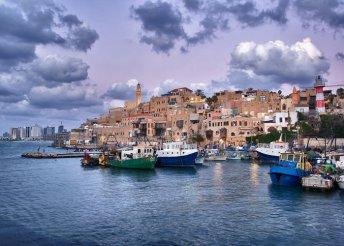 5 nap Tel-Avivban, Izrael tengerparti városában, repülőjeggyel, reggelivel, 2*-os szállással