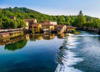 4 napos kirándulás Olaszországban, a Dolomitokban, a Garda-tónál, a Gesztenyeünnep idején